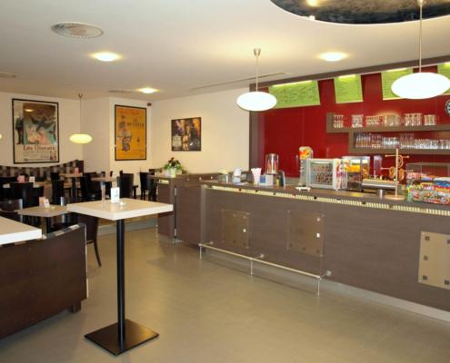 Bar / Tresen, Gastronomiemöbel für Café